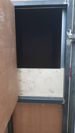 silo de pellets de obra