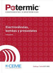 electrovalvulas ceme catalogo tarifa