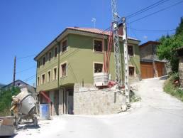 caldera pellets apartamentos rurales