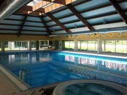 calefacción piscina en asturias