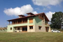 calefacción vivienda unifamiliar asturias