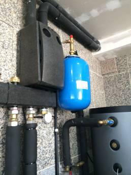 grupo hidráulico para calefacción