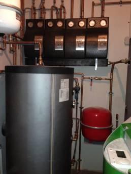 grupos hidráulicos circuitos calefacción
