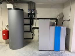 instalación calefacción en tineo