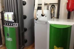 instalación calefacción suelo radiante