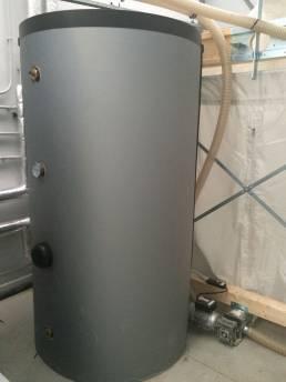 silo de pellets compacto