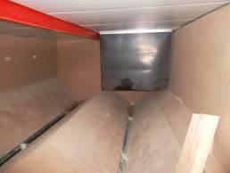 silo de pellets obra