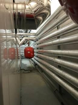 tuberías calefacción