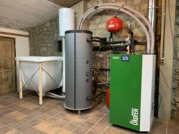 calefaccion vivienda unifamiliar compact
