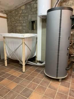 silo pellets deposito inercia