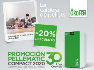 promoción caldera pellets asturias
